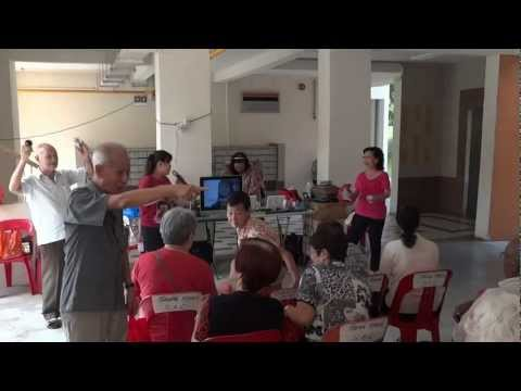 Happy Angel Activities - BMV123 12-1-2013 Malay Song