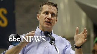 Missouri governor charged with 1st-degree felony invasion of privacy - ABCNEWS