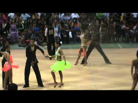 South African Championships 2011 - Youth Amateur Latin