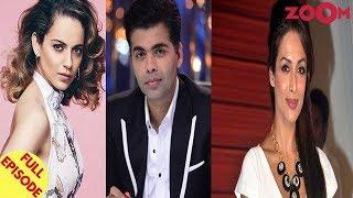 Why Kangana targeted Karan Johar? | Bollywood stars on #MeToo wave & more - ZOOMDEKHO