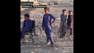 Children injured in clashes between Taliban and Afghan troops - RUSSIATODAY