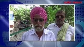 video : बठिंडा : खेत मजदूर यूनियन द्वारा डीसी दफ्तर के बाहर रोष प्रदर्शन