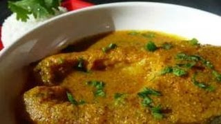 Bengali Mustard Fish Curry ..