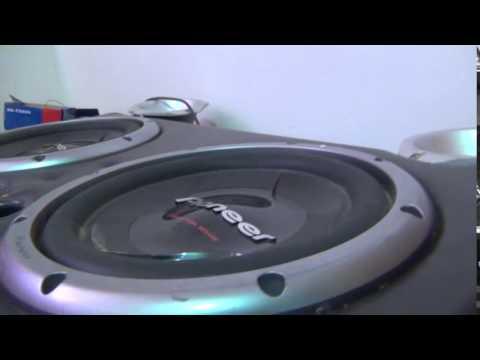 Amplificador caseiro 500W RMS