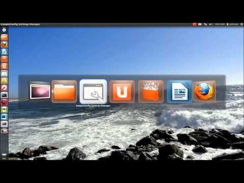 Ubuntu 12.04 LTS - Unity 5.0/HUD