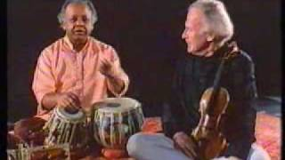 Pt Ravi Shankar in Music of Man