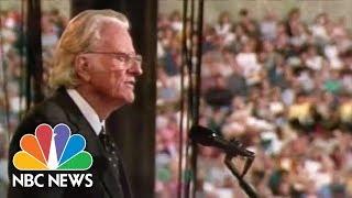 Christian Evangelist Reverend Billy Graham Dies At 99 | NBC News - NBCNEWS