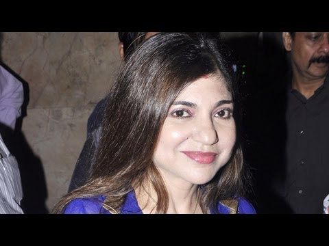 Album Launch By Alka Yagnik