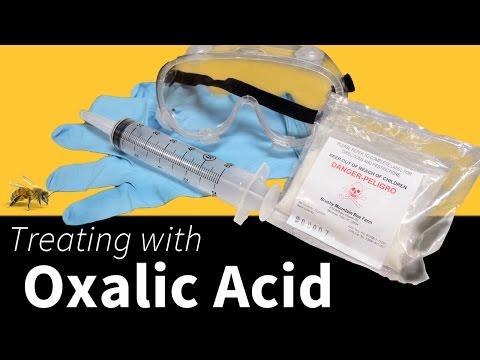 Effective use of Oxalic Acid to suppress Varroa with Marion Ellis