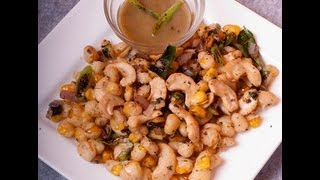 Crispy Corn Pepper Cashew ..