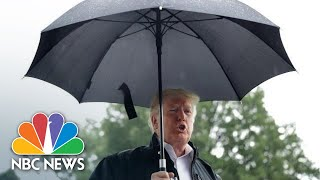 Donald Trump Says 'Who Cares' After Warren DNA Test Proves Native American Ancestry | NBC News - NBCNEWS