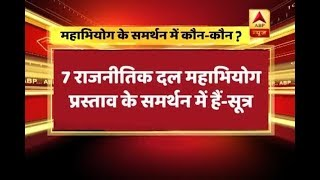Which parties are supporting CJI impeachment motion? - ABPNEWSTV