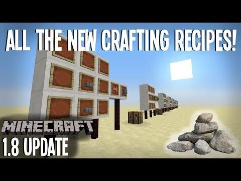 New Recipes Video Tutorial