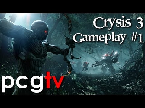 Crysis 3 Gameplay (PC HD)