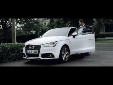 Audi A1 Sportback TV-Werbung 2012 neu / Audi A1 Sportback commercial new