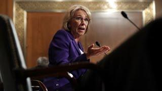 Democratss portray Trump education pick as unqualified - CNN