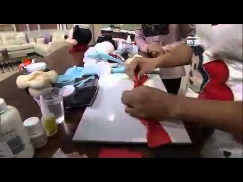 Bia Cravol  pote Mickey  cozinheiro