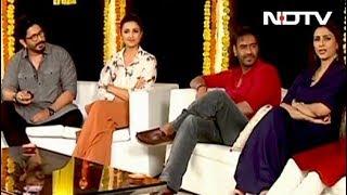 स्पॉटलाइट में 'गोलमाल अगेन' की टीम से खास मुलाकात - NDTVINDIA