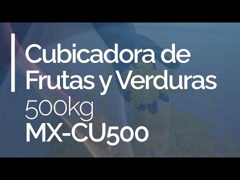Cubicadora Maxia 500 kg/hr