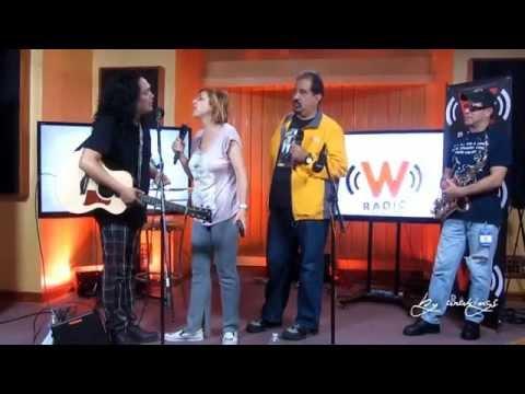 Luis Alvarez El Haragán con Fernanda Tapia (1 de 2)