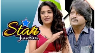 Actor Daniel Balaji & Actress Archana Kavi in Star Junction – PuthuYugam TV Show