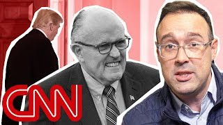 Rudy Giuliani is Donald Trump's worst possible spokesman | With Chris Cillizza - CNN