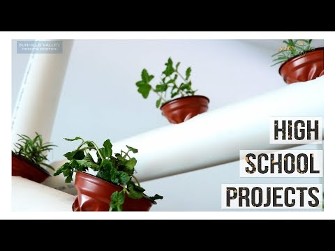High School Projects