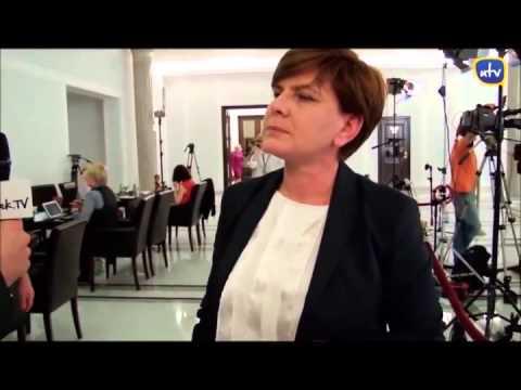 """Beata Szydło i jej kultowy """"dziewięćdziesiąty  czeci"""""""