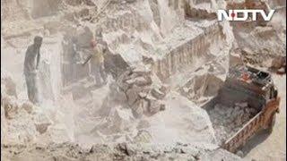 राजस्थान के पत्थर खदान में मरते मजदूर, 2 सालों में 450 की मौत - NDTVINDIA