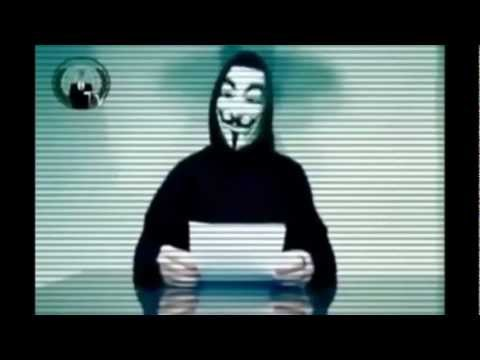 Anonymous #OpIsrael