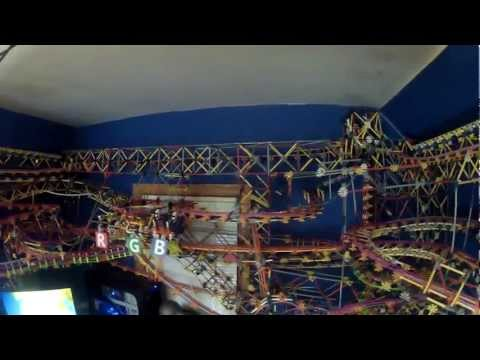 Clockwork - K'nex Ball Machine