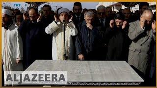 🇹🇷 Khashoggi remembered in prayers across the world | Al Jazeera English - ALJAZEERAENGLISH