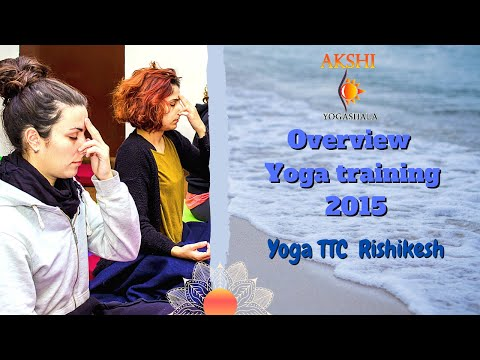 Akshi Yogashala Yoga Teacher Training India yoga school overview