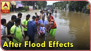 TOP 100: Risk Of Spreading Disease Increases In Areas Where Water Receded In Kerala | ABP News - ABPNEWSTV
