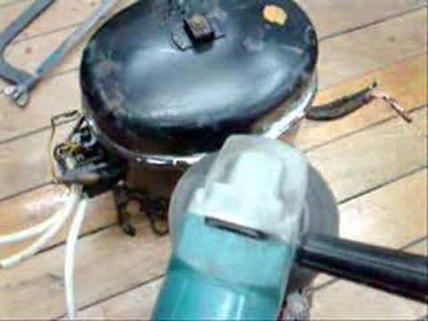 Compressore di un Frigorifero (SMONTATI)