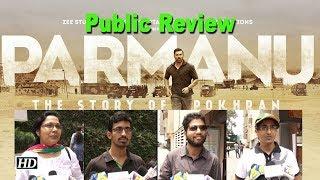 Parmanu Public Review | Has John passed the Pokhran Test? - IANSLIVE