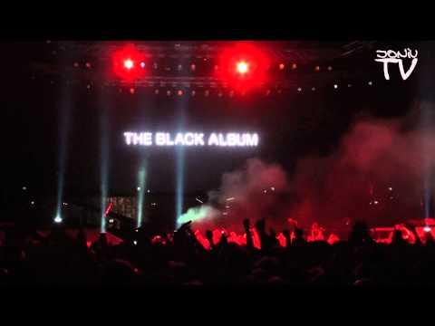 Metallica - Black Album INTRO (FILM) + The Struggle Within - Full Concert (6 of 20)