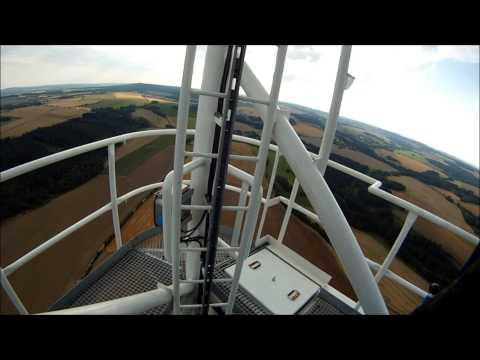 Base jump 2013 Antenna