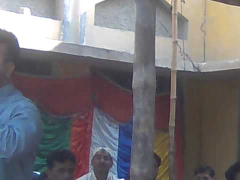 G H S S Darbello Sindh Culture Day Speech Sir  Karim bakhsh Upload by Sheeraz Ali Memon 06