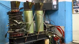 Yüksek voltaj trafosu nasıl yapılır?