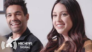 How Three Artists Found Their Voice On Netflix's Westside | NBC News Signal - NBCNEWS
