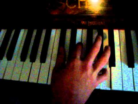 How to Play the Axis of Awesome four chord song on piano