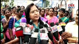 Peddapalli Collector Sri Devasena Conducted Awareness Campaign on Importance of Voting | CVR NEWS - CVRNEWSOFFICIAL