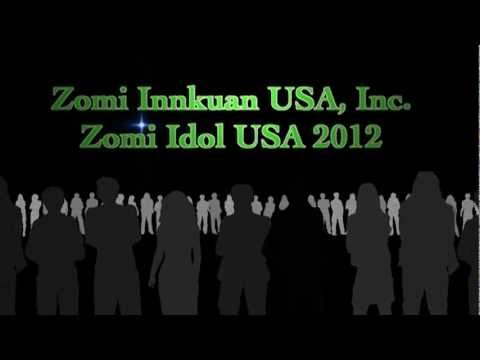 Zomi Idol USA 2012 (&quot;ITNA DAMTUI&quot; La; Phuak: Jabed Kham, Sa: Cingpi)