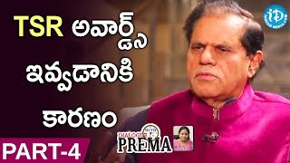 T Subbarami Reddy Exclusive Interview Part #4 || Dialogue With Prema || Celebration Of Life - IDREAMMOVIES