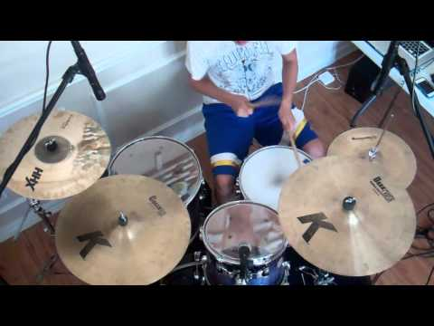 King of Glory - Jesus Culture Ft. Melissa How (Drum Cover)