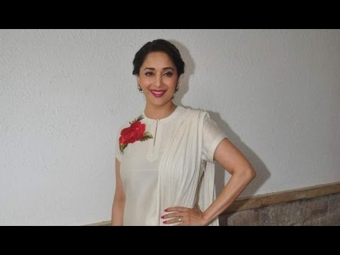 Madhuri Dixit Celebrates World International Dance Day!