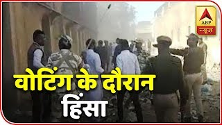 Violence between two groups in Fatehpur Shekhawati | Rajasthan Election - ABPNEWSTV