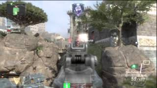 New Out Of Map Glitch On Yemen - Black Ops 2 Glitches