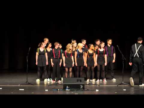 C Flat Run- ICCA Great Lakes Semifinal 2013